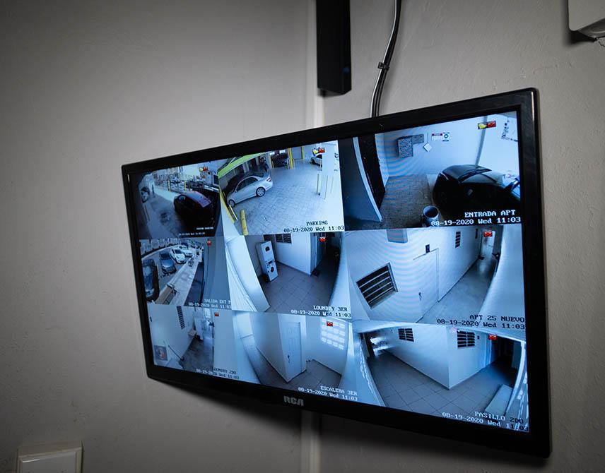 Security Cameras 24/7
